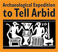 Logo of archaeological mission to Tell Arbid